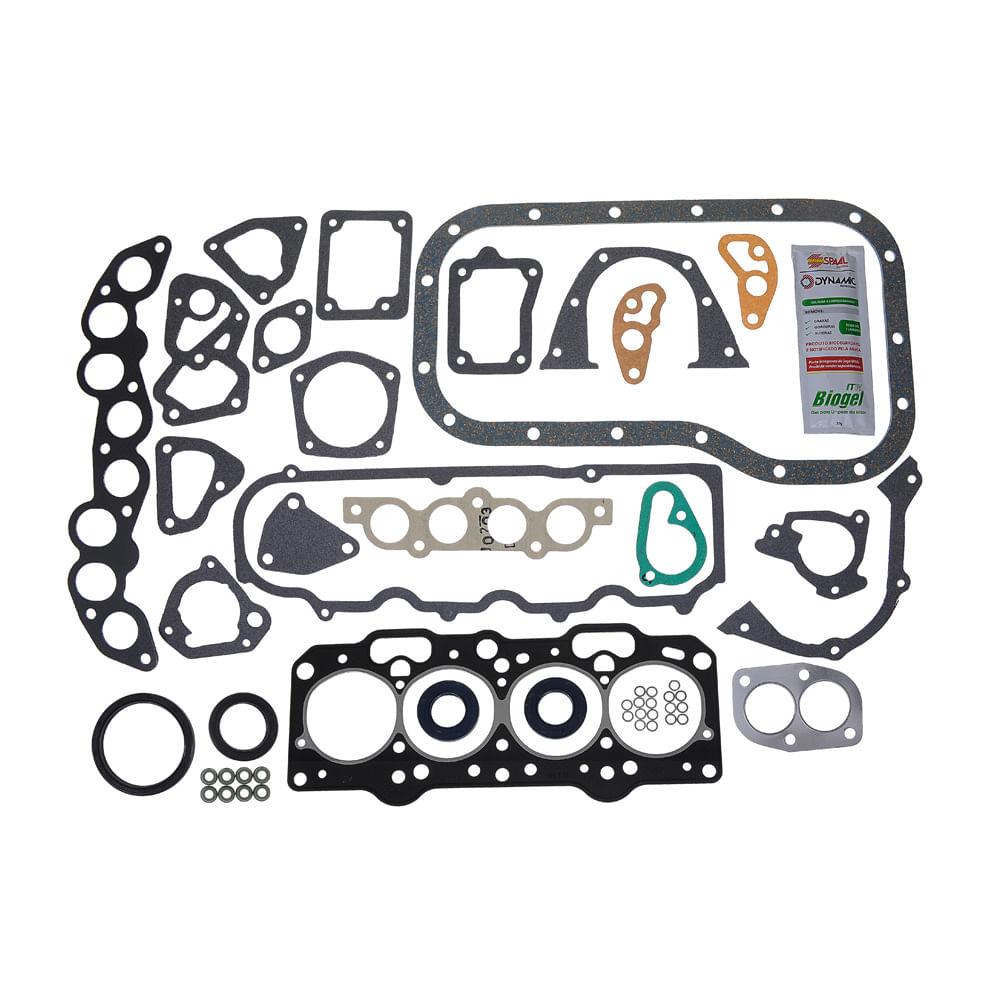 Junta Do Motor para Fiat Palio 1-0L 1-5L Com Rets SPAAL